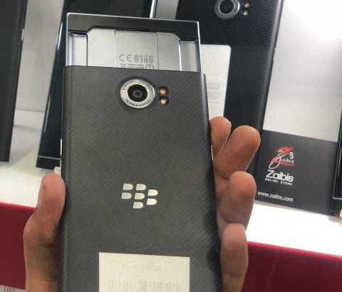 Prive #BlackBerry