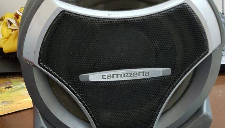 Pioneer Carrozzeria, Alpine, Clarion Car Audio System
