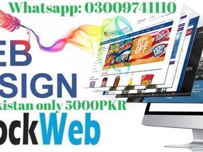 Web Hosting & Domain