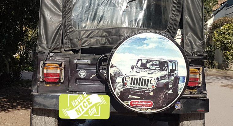 Jeep mutt 151 A2