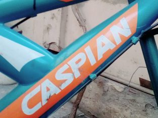 caspian bicycle
