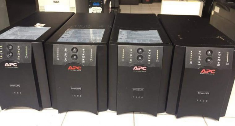 APC UPS (2000 W) built-in stabilizer Fresh Condition American Brand