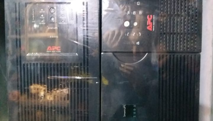 AMERICAN BRANDS APC UPS (SUA5000RMI2U) 5KVA/4000W/48V