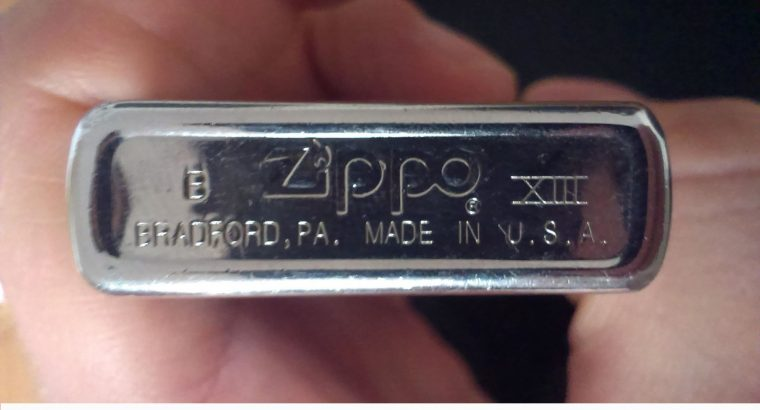 Original Zippo Lighter Made in USA Brand New only 54 Pieces available in Cheap Price