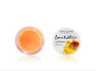 oriflame Love Nature Lip balm (mango