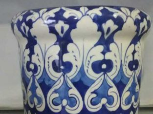 Multani blue pottery vaze