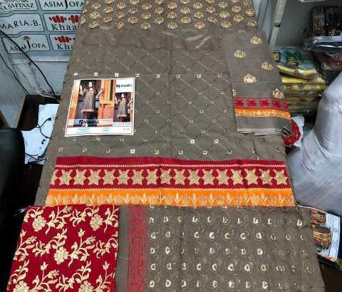 Brand Nakash Available In Lawn Fabrics 3pc!!!