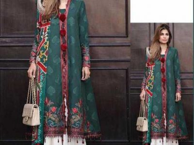 Brand Elan Available In Lawn 3 pcs