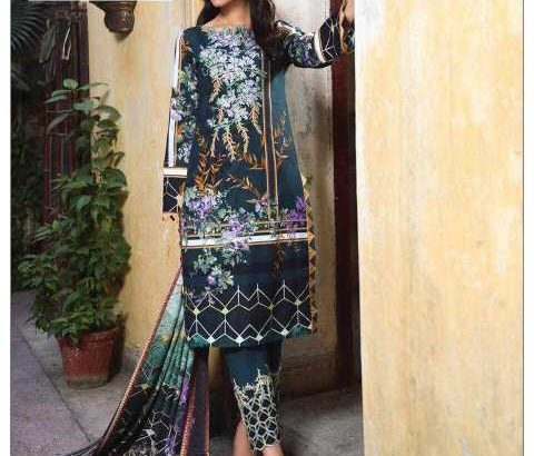 Brand Firdous Available in Lawn Fabrics 3pc!!!
