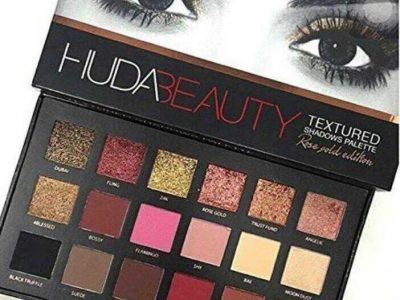 Huda beauty eye shadow