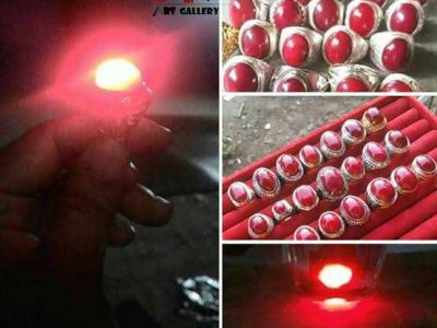 RED Water glowing stone forsale