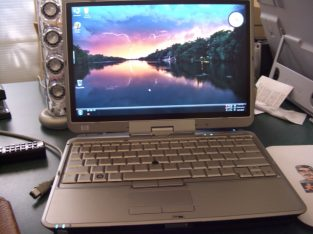 HP Duel Core Laptop with Orignal Charger