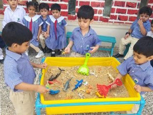 The Indus School in P.E.C.H.S Karachi