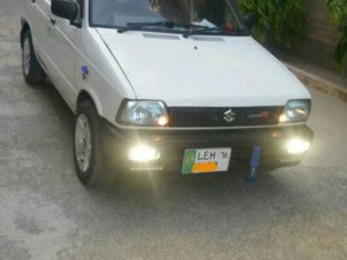 Suzuki Mehran 2016………….Location ( Gaggoo Mandi ) Burewala…………Deal,,/whatts App/Text MsgContact:0302-7333711
