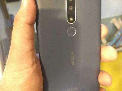 Nokia 3.1 Plus 6 Month Warranty