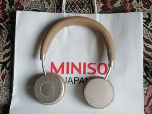 Wireless headphones(MINISO)