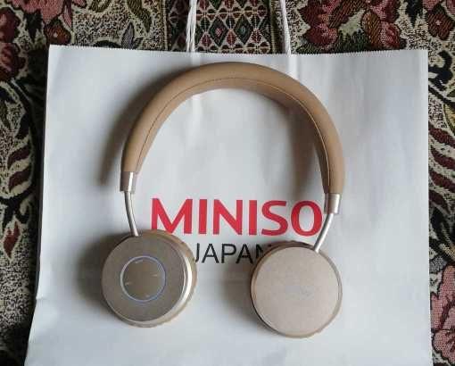 Wireless headphones(MINISO)