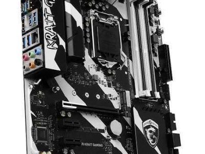 Core™ i7-7700 Processor (8M Cachemsi z270 krait gaming