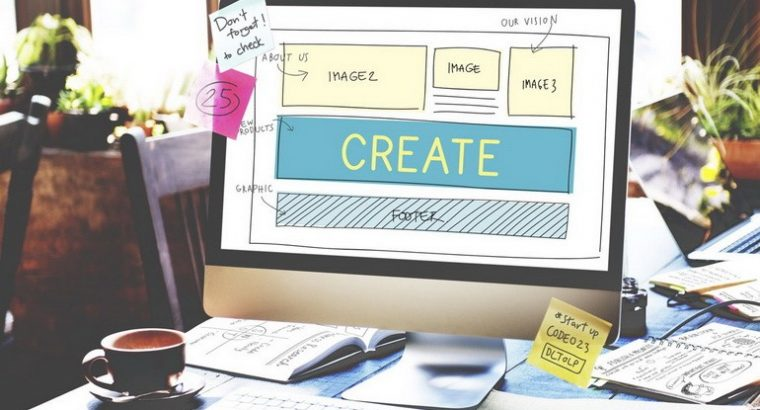 Update your Business with a Professional Website