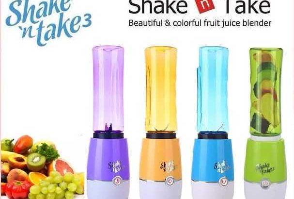 Shake N Take 3 Portable Blender Juicer