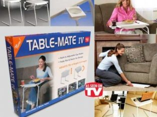 Multipurpose Adjustable Portable Table Mate IV