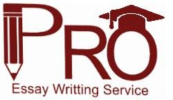 Pro Essay Writing Service