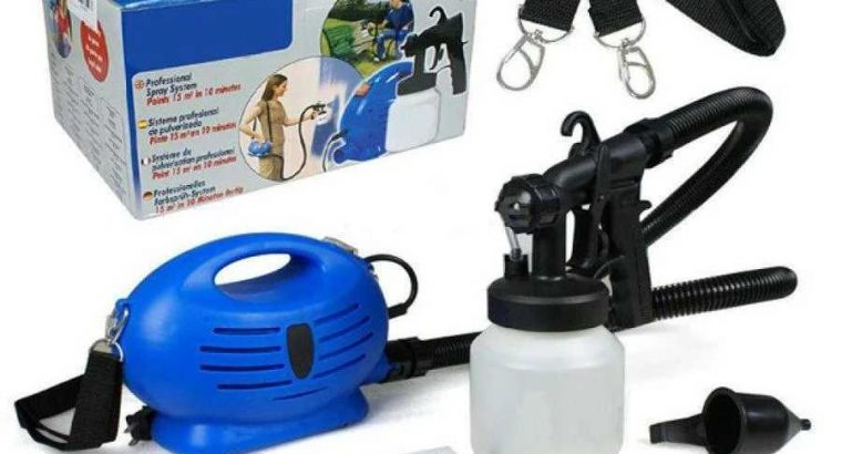 Paint Zoom Electric Paint Spray Gun Professional Machine