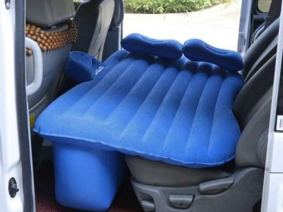 Car Back Seat Travel inflatable mattress Air Bed
