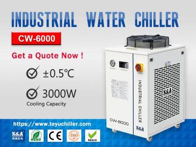 Industrial Water Cooler CW-6000