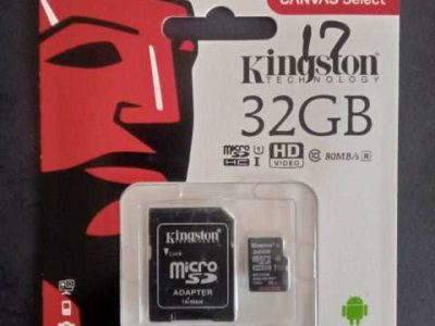 Kingston 32 gb Memory card