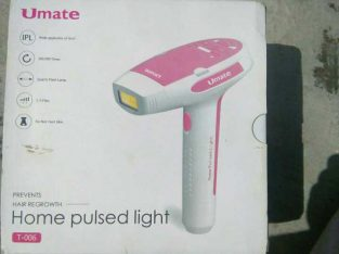 electric laser machine for hair removal