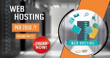 Web Hosting Company in Pakistan – BeTec Host