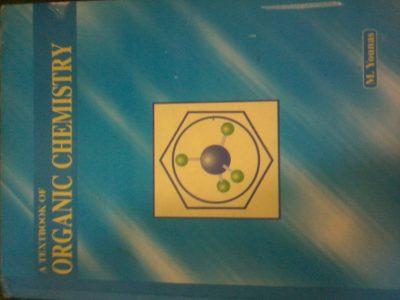 Organic Chemistry M Younas