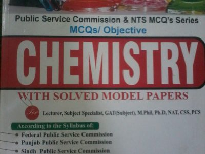 GRE Chemistry MCQS