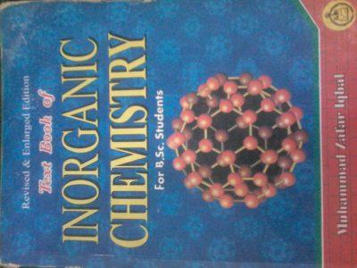 Inorganic Chemistry Ilmi