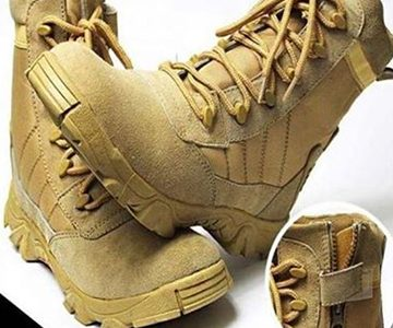 Army Boots Male High Top Design Tactical Boots