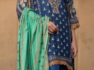 Sahil lawn printed collection