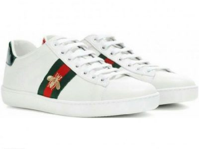 Gucci Unisex Sports Shoe – White