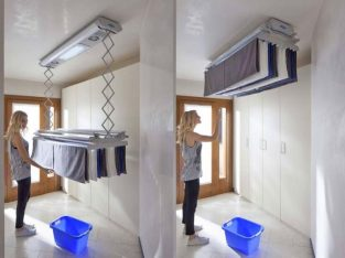 Ceiling Mounted Cloth Drying Hanger In PAKISTAN