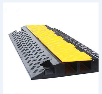 Cable Protection Ramp Wire Protector Installation
