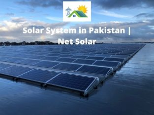 Solar System in Pakistan